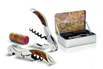Pulltex Toledo corckscrew set