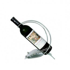 Metalinis vyno laikiklis