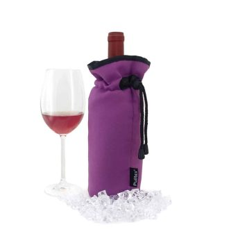 Pulltex Šaldymo maišelis vynui – Violetinė